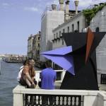 Grand Canal Venice & Sculpture