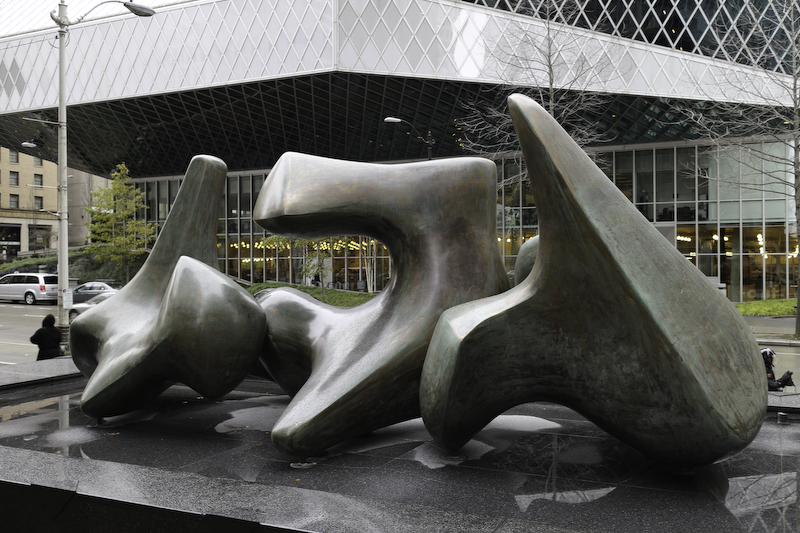 Henry Moore Seattle-1