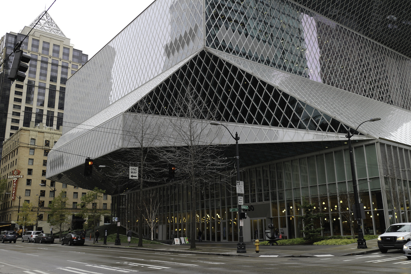 Seattle Public Library 1_