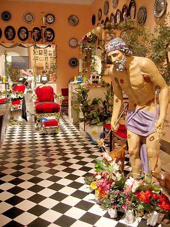 Pepin Osorio-No Crying in the Barbershop