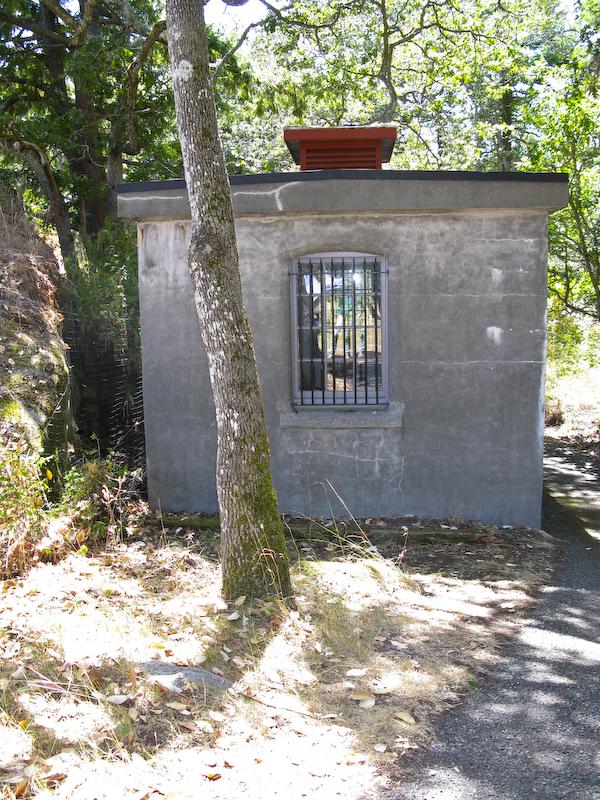 Fort Rod Hill blacksmith