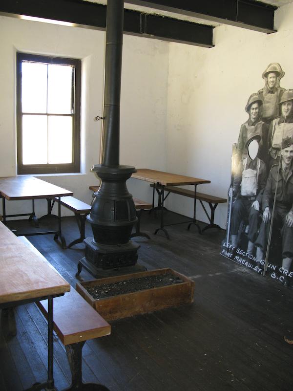 Fort Rod Hill Interior Model 2