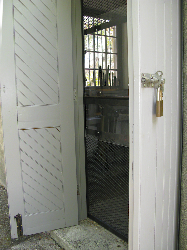 Fort Rod Hill blacksmith 1