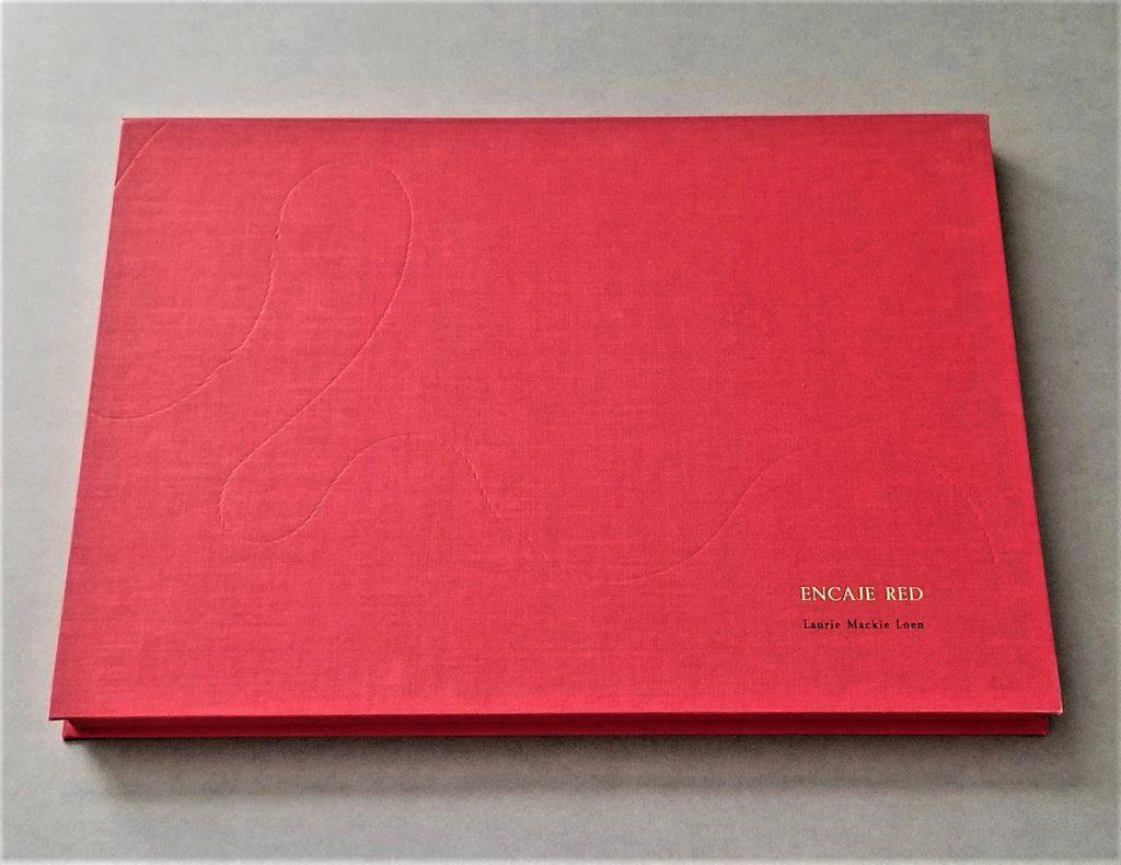 Artist's Book – Encaje Red 2017